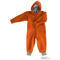 Overall Wollwalk iobio orange