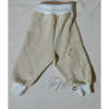 "Sweat-Hose ""bambou"" beige"